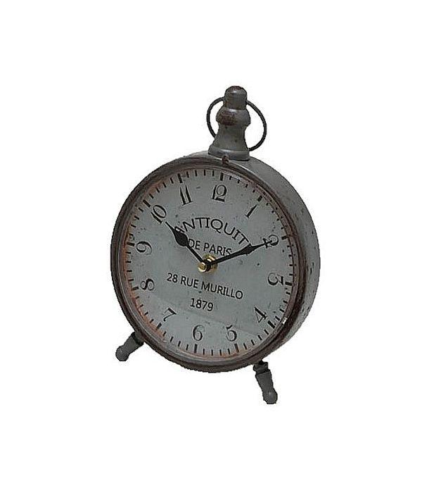 Vintage Ρολόι Γκρι 16x4x27 εκ