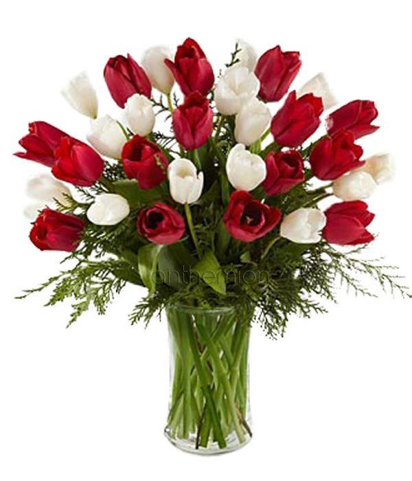 Perfect Tulip Bouquet