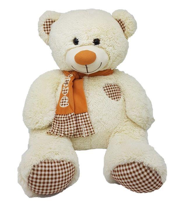 Χαριτωμένος Αρκούδος με φιόγκο 70 εκ.