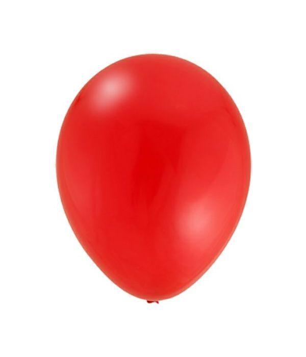 Κόκκινο μπαλόνι Latex 30εκ.