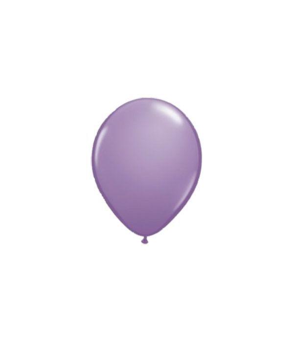 Λιλά λάτεξ μπαλόνι 30εκ.