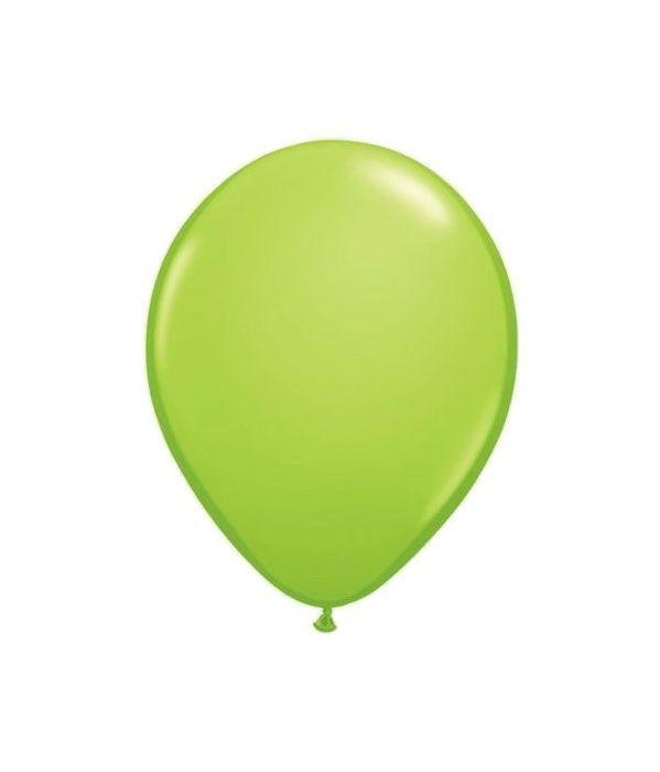 Ανοιχτό πράσινο λάτεξ μπαλόνι 30εκ.