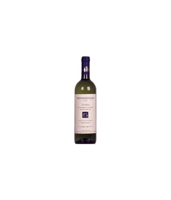 Λευκό κρασί Αθανασιάδης 750ml