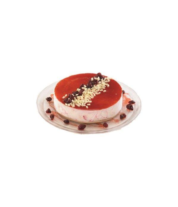 Τούρτα φράουλα με σοκολάτα
