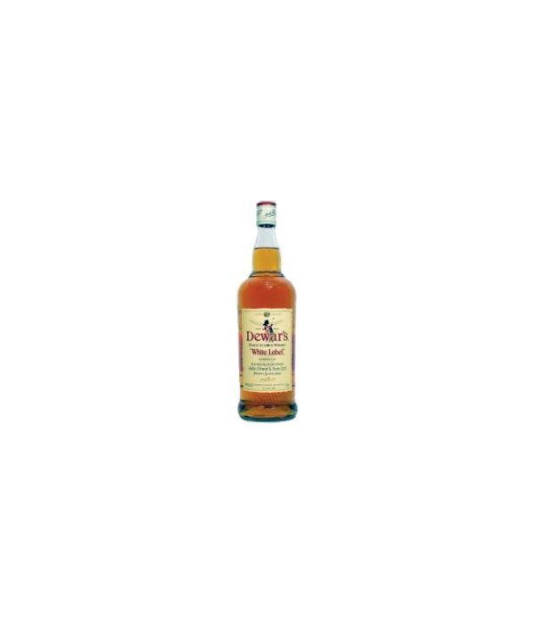 Dewars White Label Whiskey 750 ml