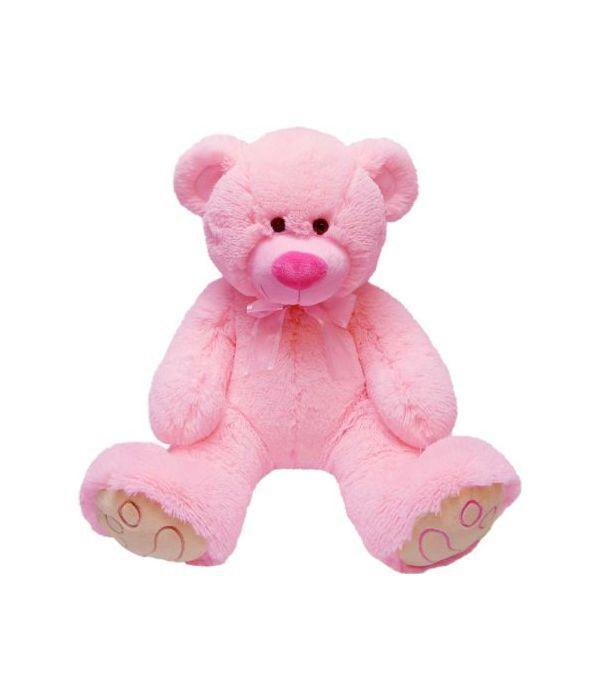 Ροζ αρκούδος 65-70εκ.