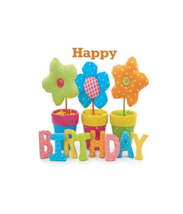 Χαρούμενα Γενέθλια με κάρτα ευχών