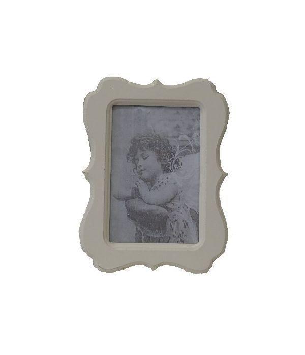 Ξύλινη vintage κορνίζα
