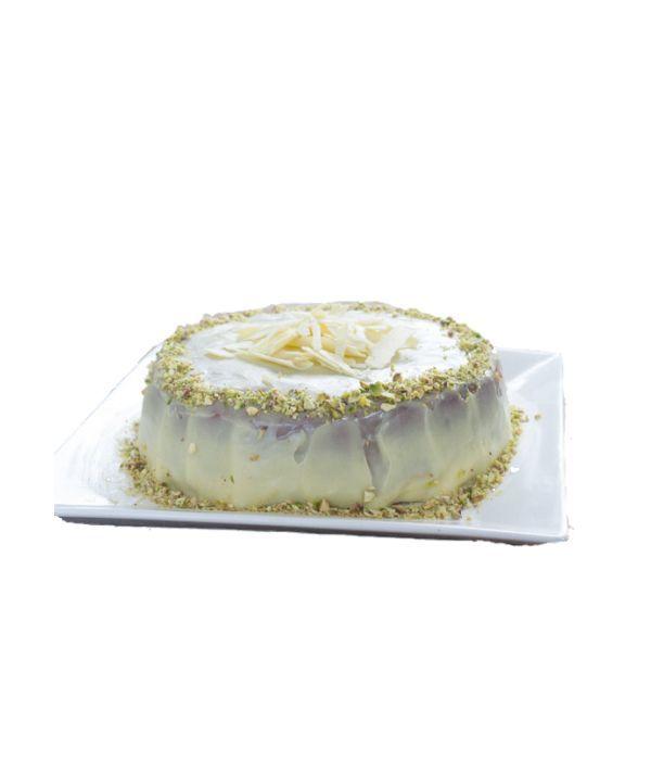 Λευκή τούρτα