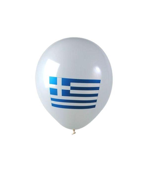 Μπαλόνι με την Ελληνική Σημαία