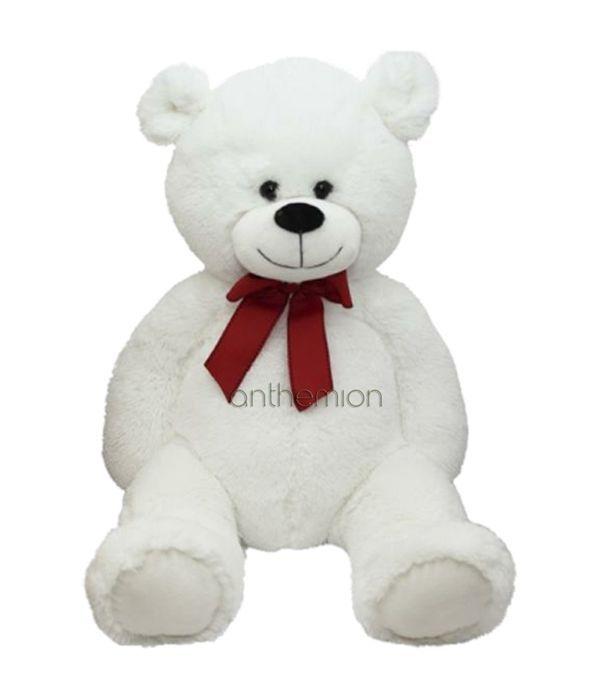 White teddy bear 28-30cm