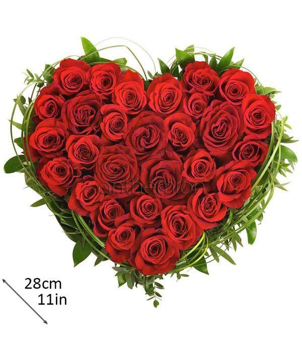 Απόλυτος έρωτας σε καρδιά