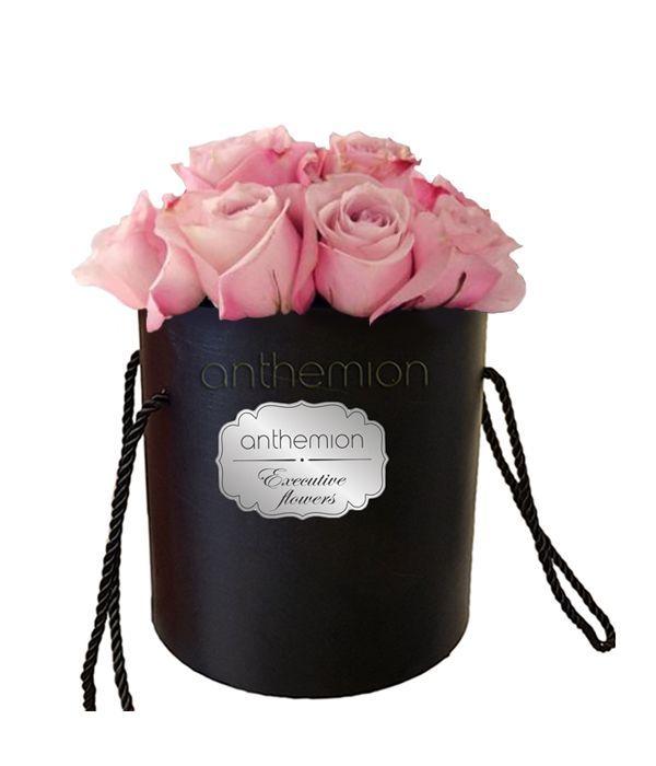 Ρομαντικά Ροζ Τριαντάφυλλα