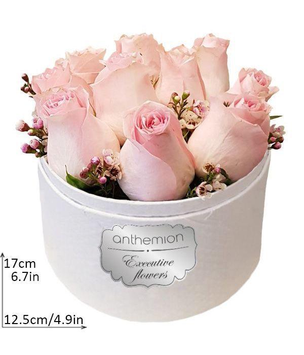 Γλυκά όνειρα σε λευκό κουτί δώρου
