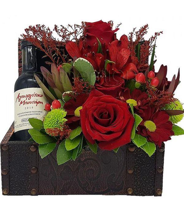 Elegant Romantic Arrangement
