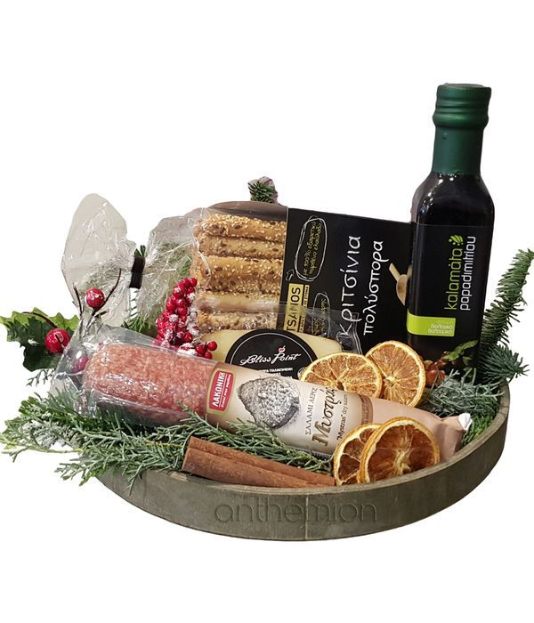 Gourmet gift suggestion