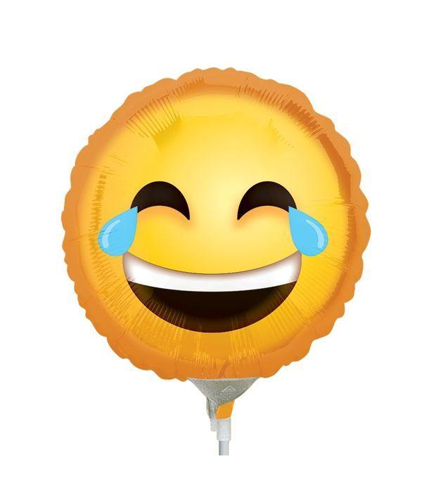 Emoji laughing 20 cm.
