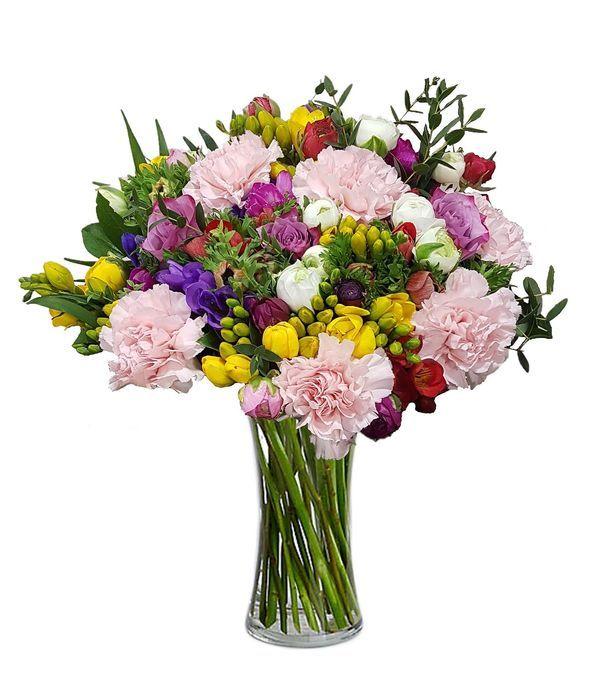 Αποστολή Ανοιξιάτικα λουλούδια