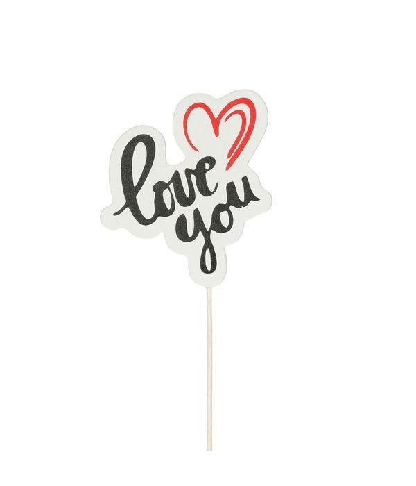 Διακοσμητικό δώρου i love you
