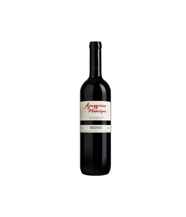 Κόκκινο κρασί Αγιωργίτικο Μπουτάρη 750ml