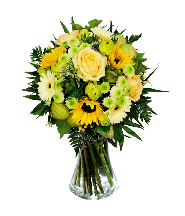 Sunshine Bouquet. VASE IS NOT INCLUDED