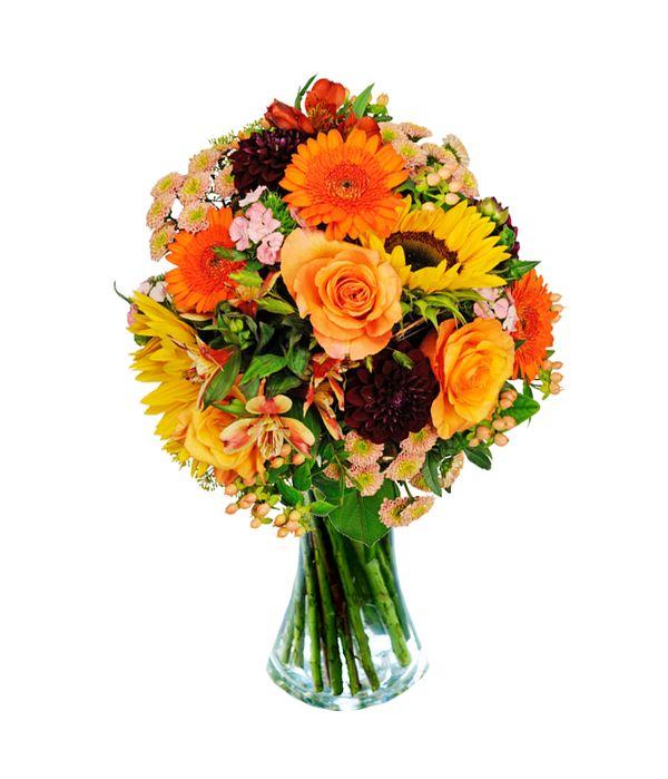 Floral Celebration Bouquet. VASE IS NOT INCLUDED
