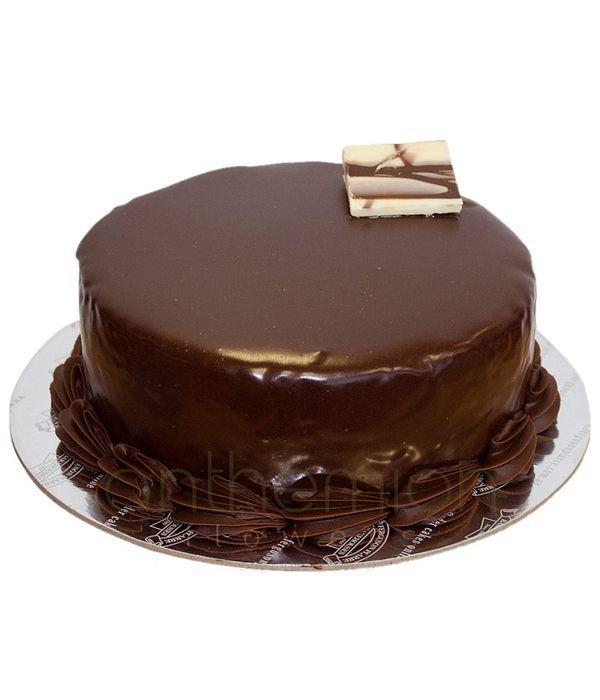 Γλυκιά τούρτα σοκολάτας