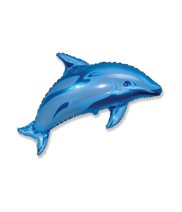 Δελφίνι Μπαλόνι Foil Γίγας