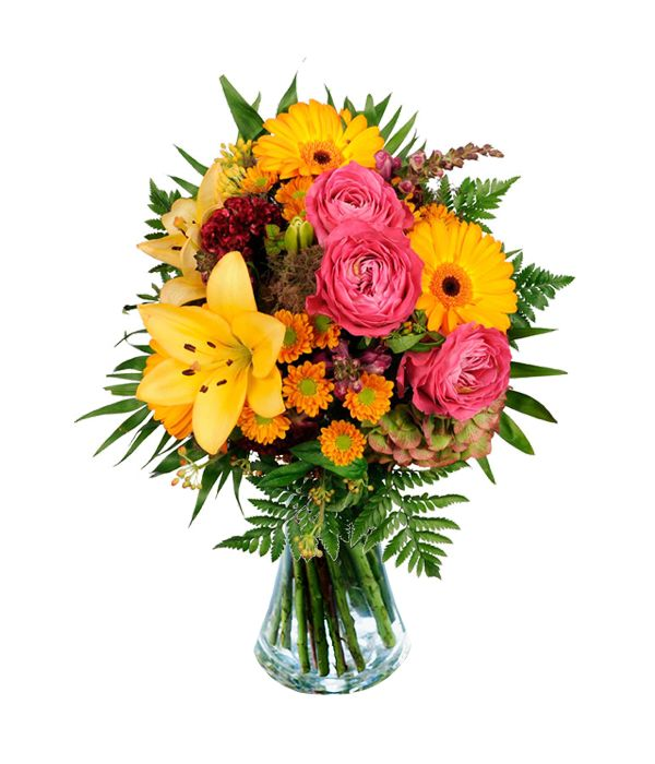 Stylish Bouquet. VASE IS NOT INCLUDED