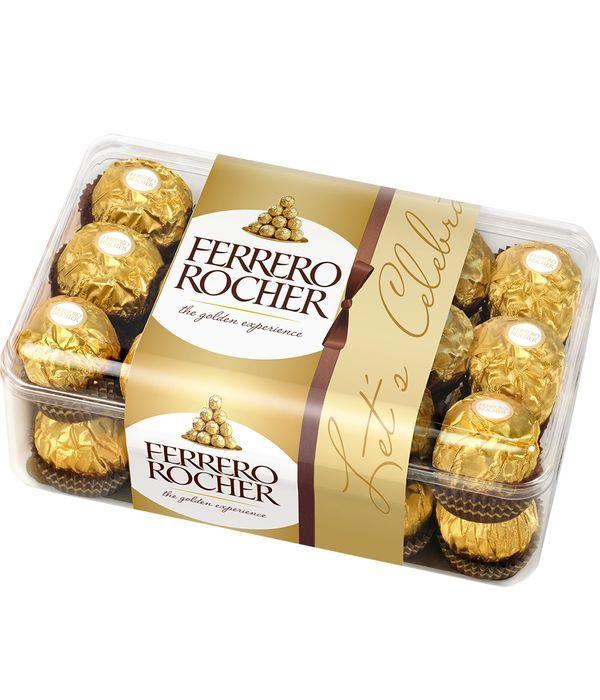 Ferrero Rocher (30 σοκολατάκια)