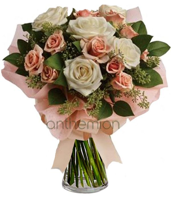 Elegant round bouquet