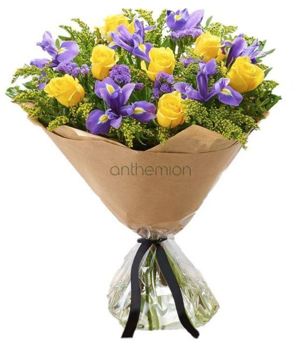 Λουλούδια για νεογέννητο