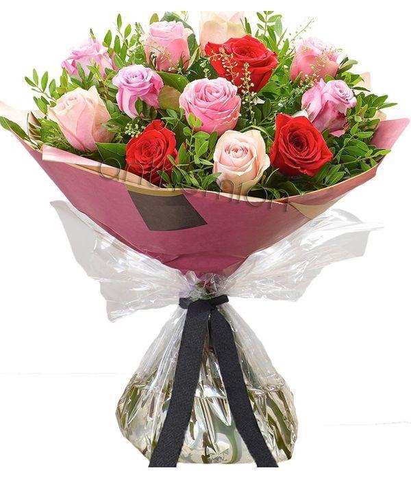 Γλυκιά μαγεία με τριαντάφυλλα