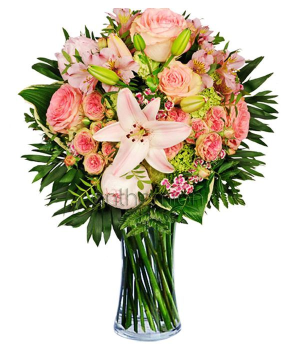 Dreamland Bouquet. VASE IS NOT INCLUDED