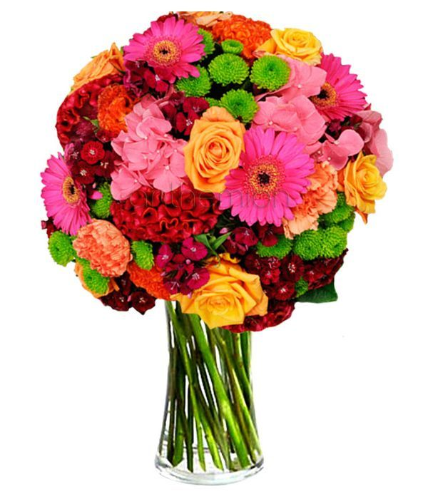 Irresistibly Perfect Bouquet. VASE IS NOT INCLUDED