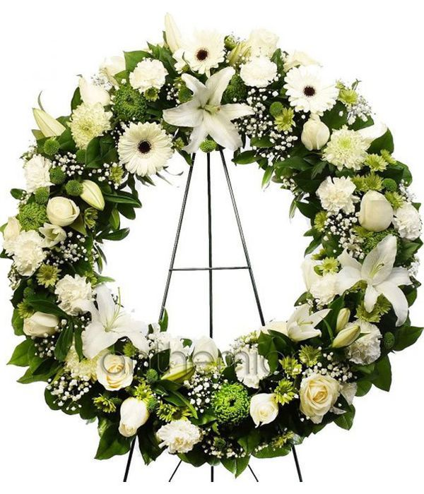 Sweet Remembrance Wreath