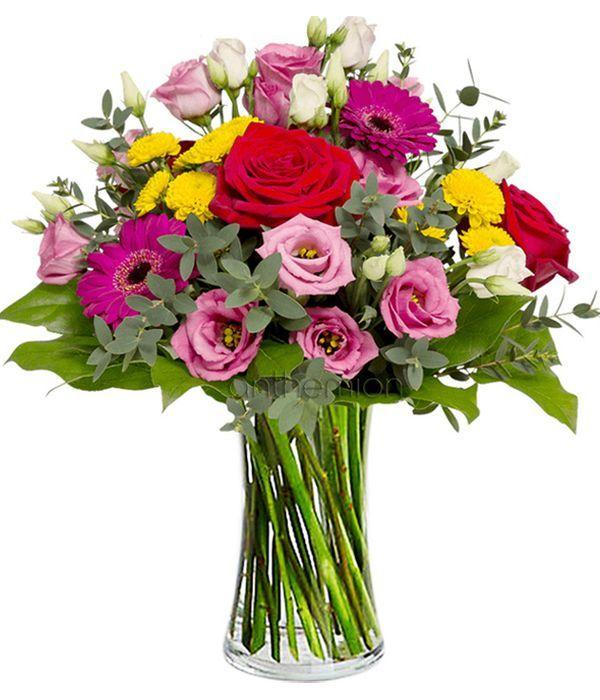 Sweet feminine bouquet