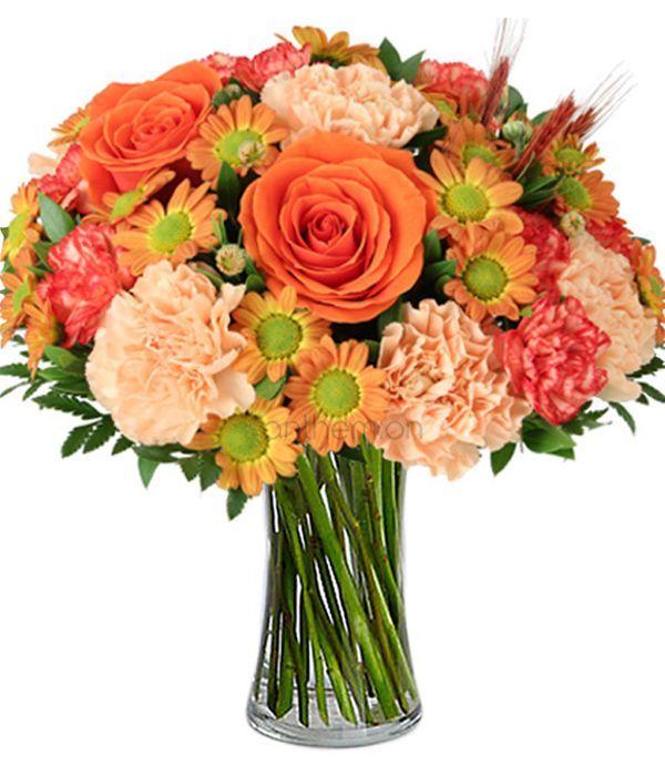 Positive energy flowers