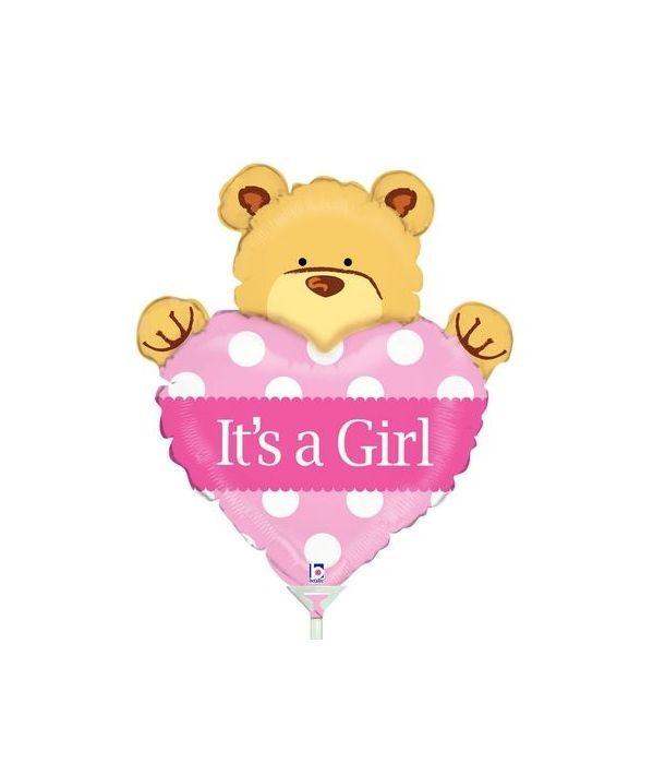 Μπαλονάκι ''It's a girl''