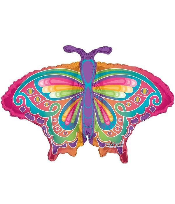 Μπαλόνι Πεταλούδα Foil Γίγας