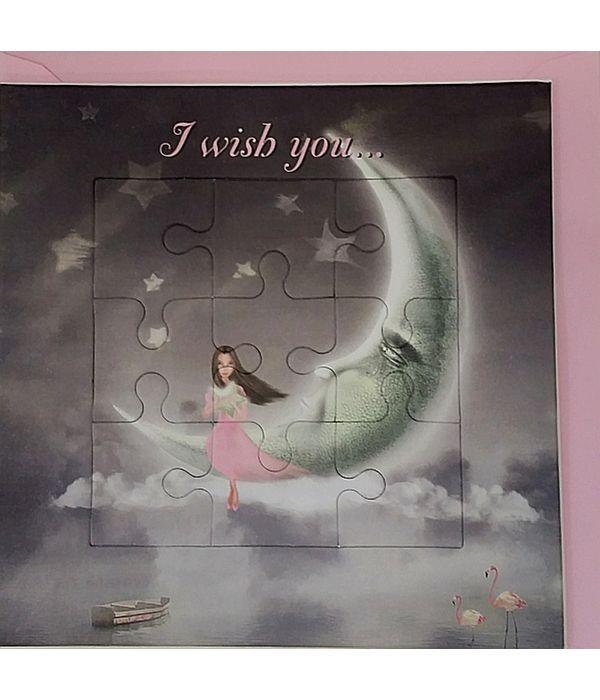''Σου εύχομαι'' παζλ