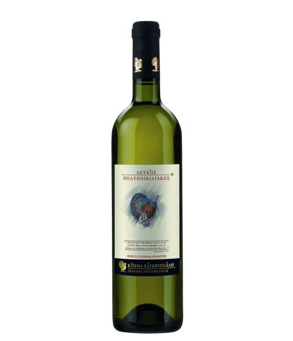 White wine Hatzimichalis 750ml