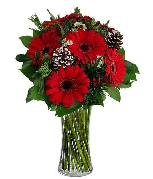 Bouquet in festive mood