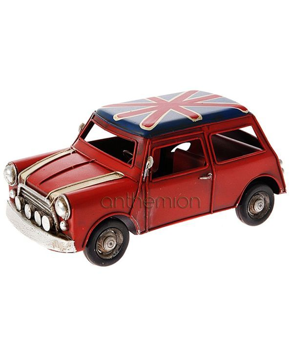 English vintage car