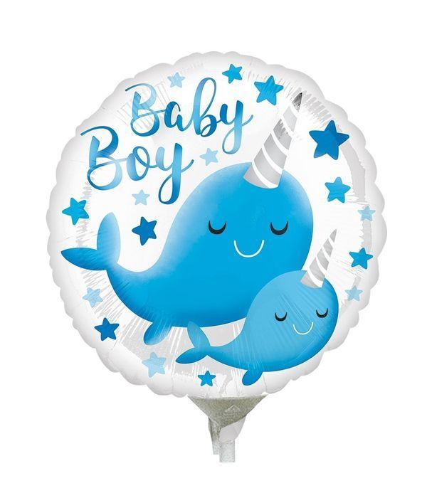 Baby boy μπαλόνι 20εκ.
