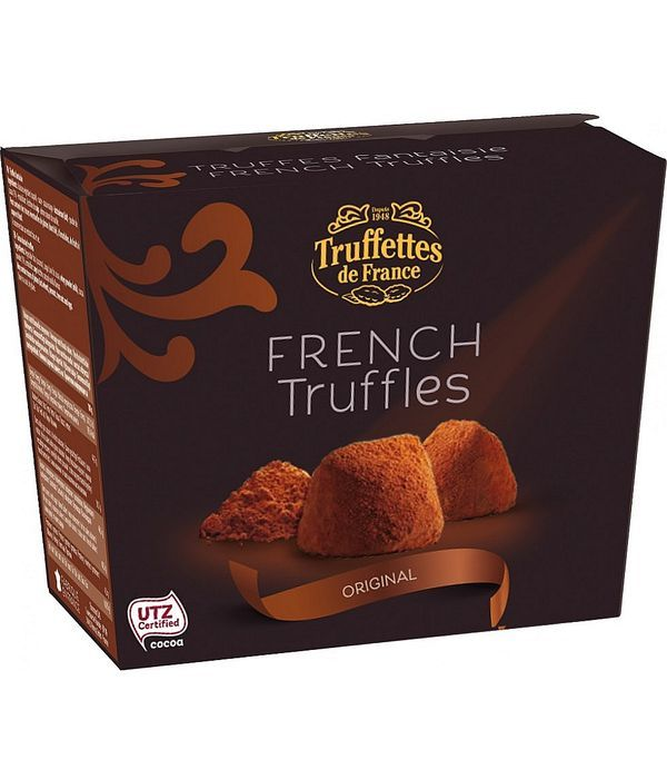 Σοκολατάκια French Truffles Original Cocoa Dusted