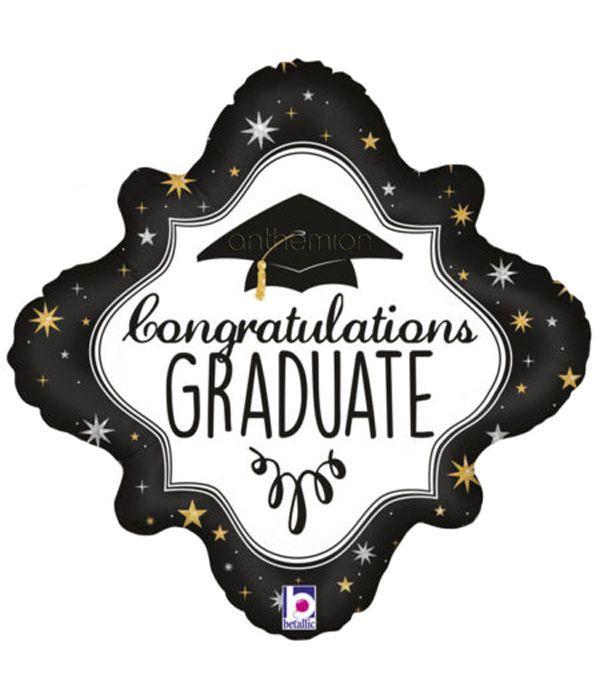 Μπαλόνι ''Συγχαρητήρια για την αποφοίτηση'' 46εκ.