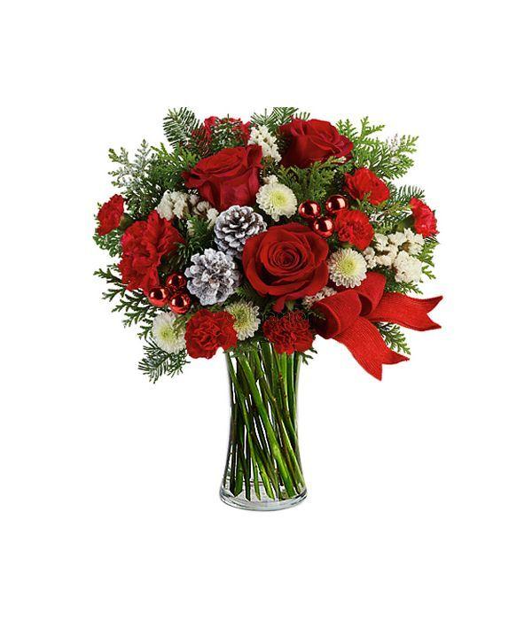 Magic Christmas bouquet