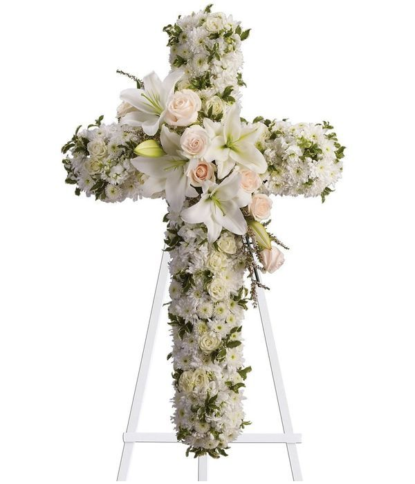 Elegant Memory Cross