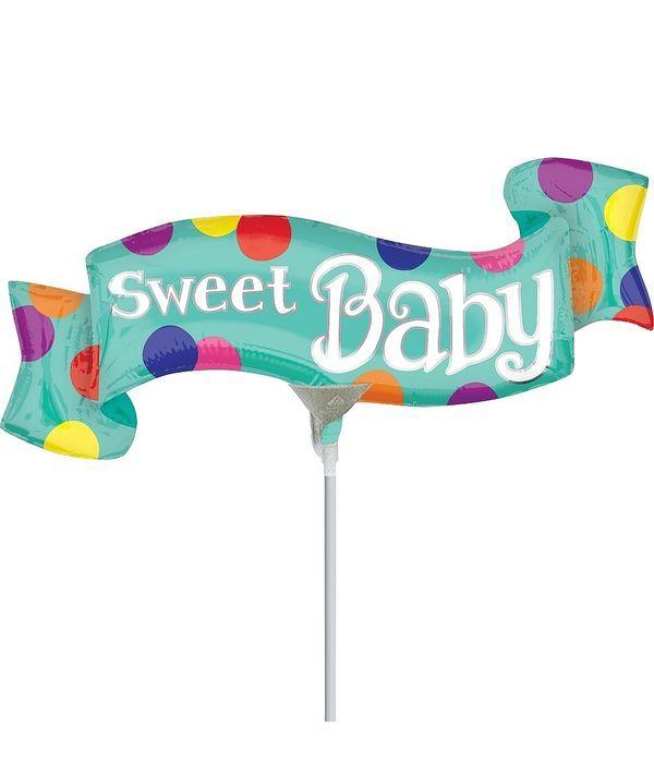 Μπαλονάκι banner για νεογέννητο μωρό